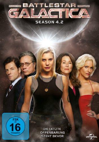 Battlestar Galactica - Season 4.2 [3 DVDs]