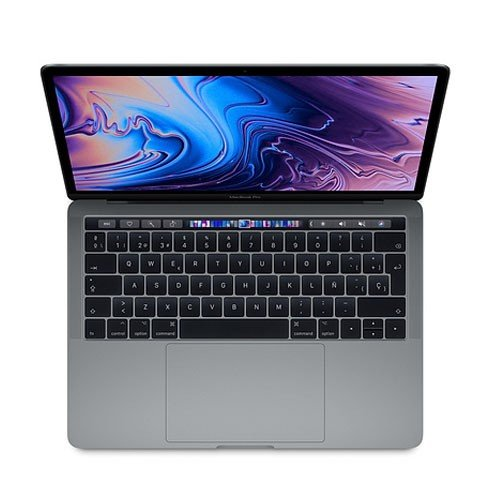 13-inch MacBook Pro with Touch Bar: 2.3GHz...