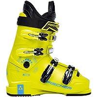 Fischer Ranger 60 Jr Scarponi da sci, bambini, giallo, 25 - 25 Scarponi Da Sci