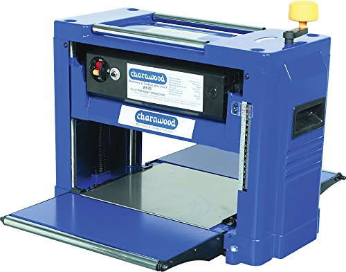 "Charnwood W570 318mm (12"") Bench Top Woodworking Thicknesser"