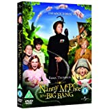 Nanny McPhee And The Big Bang with Limited Edition 3D Lenticular Sleeve [DVD] by Ralph Fiennes