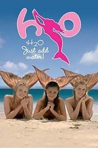 1art1 43772 Poster H2O Sirènes Just Add Water 91 X 61 cm