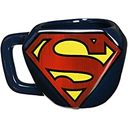 Paladone - Superman Taza con forma