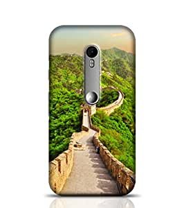 Stylebaby Phone Case Great Wall Of China Back Cover For Moto G3 Multicolor