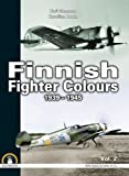 Finnish Fighter Colours 1939-1945 - Volume 2 (White Series) (White Series (Rainbow)) by Kari Stenman (2015-02-28) - Mushroom Model Publications - 28/02/2015