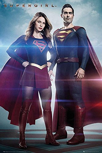 Close Up Supergirl Poster Duo (61cm x ()