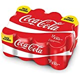 Coca-Cola - Lata 330 ml (Pack de 12) - [pack de 2]