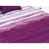 Edredón ajustable Ars cama de 90 color Morado