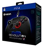 Nacon Revolution Pro Controller 2, Nero - PlayStation 4