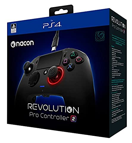 Accessori Playstation4 Nacon Controller PS4 Nacon Revolution V2 Filo