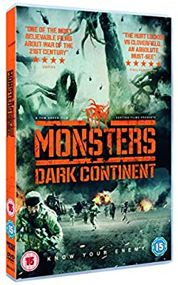 Monsters: Dark Continent [DVD] [2015]