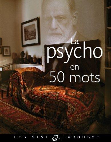 La psycho en 50 mots par Collectif