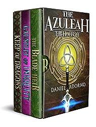 The Azuleah Trilogy Boxset: Books 1-3 and Bonus Novella