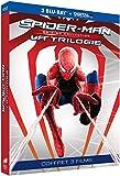 Spider-man (origins-collection) : Spider-man 1 + Spider-man 2 + Spider-man 3 [Blu-ray]...