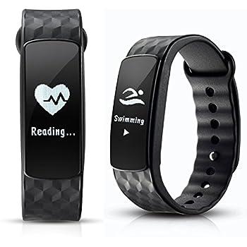 Smart Bracelet, AGPtEK Smart Fitness Trakcer Sports Bracelet ...