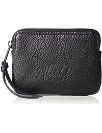 745795a6df Herschel Oxford portafoglio RFID portafoglio nero in pelle sintetica
