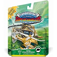 Activision Skylanders Superchargers Stealth Stinger Nitro Hybrid Toy