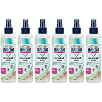 Impresan Hygiene-Spray - Desinfektionsspray - Desinfektionsmittel - Desinfektions-Pumpspray - 6 x 250ml preisvergleich bei billige-tabletten.eu