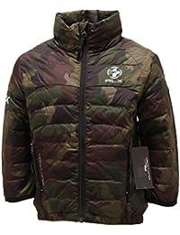 5460P piumino bimbo camouflage RALPH LAUREN RLX jacket kids