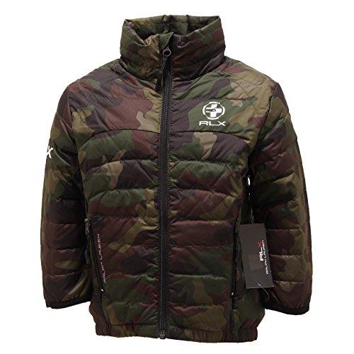 Ralph Lauren 5460P Piumino Bimbo Camouflage RLX Jacket Kids  2 years  7b1c28f6b4