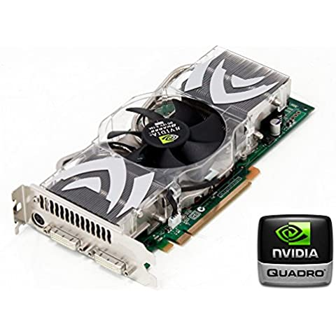 NVIDIA Quadro FX 4500 512 MB PCIe  card video