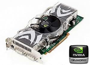 NVIDIA Quadro FX 4500Carte vidéo PCIe 512Mo & # xf8ff; MAC PRO 2006–07CAD/3D graphique