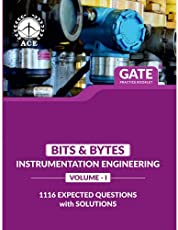 2019 GATE Practice Booklet 1116 Expected Questions with solutions for Instrumentation Engineering Volume 1