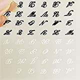 Evtech (TM) 5pc Nail vinile bramato strumento Nail Art 3d bella Nail Sticker Tatoo–Colorful graffiti