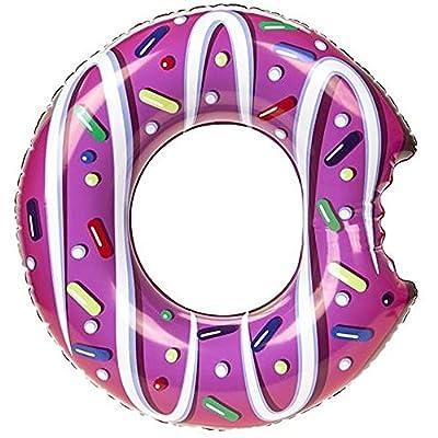 """Otto Simon PMS 20""""/50cm Piscine Gonflable flotter de Flotteur de Radeau d'amusement de Conception de Beignet d'anneau de Bain"""