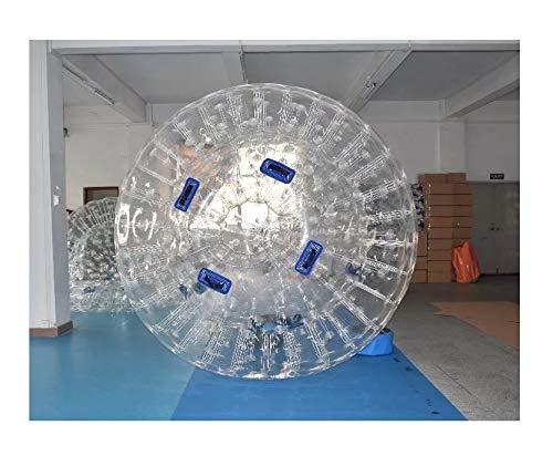 Oferta Bola Zorb Zorbing, Zorb Ball, Bumper Ball Gigante, Hydro Zorb Inflable Parachoques PVC 1,0 mm, 3 Metros diámetro. Envío Desde España