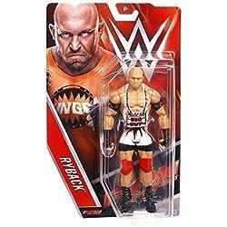 WWE RYBACK BIG GUY NXT LOTTATORE ACTION SERIE BASIC 57 MATTEL WRESTLING FIGURE