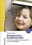 Image de Die Diagnostischen Einschätzskalen (DES) zur Beurteilung des Entwicklungsstandes und der