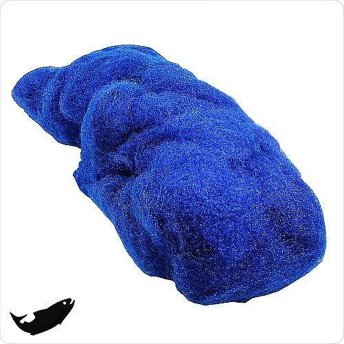 Aquarium Filterwatte extra grob blau 500 g