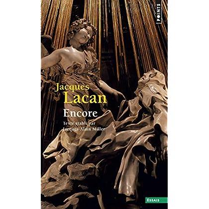 Encore. Séminaire Livre XX (1972-1973) (20)