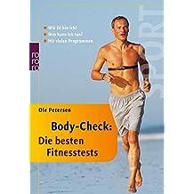 Body-Check: Die besten Fitnesstests: Wie fit bin ich? Was kann ich tun? (Mit vielen Programmen)