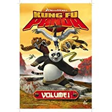 [Kung Fu Panda: Vol. 1] (By (author)  Simon Furman , Illustrated by  Zak Simmonds-Hurn , Illustrated by  Lucas Ferreyra) [published: March, 2016]