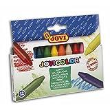 Jovicolor 980 - Ceras, caja de 12 unidades