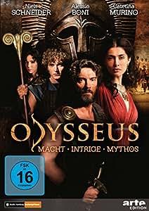 Odysseus - Macht. Intrige. Mythos. (Die komplette Serie) [4 DVDs]
