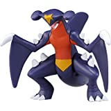 Takaratomy Pokemon Sun & Moon-Esp-18-Garchomp Figure Action, 5.7cm