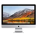 Apple iMac 27', Intel Quad-Core i5 avec jusqu'à 3,7 GHz Turbo, 1 to de Disque Dur, 8 Go de RAM, 1440p, Tout-en-Un, sans Souris et Clavier, modèle Power-House (Reconditionné)