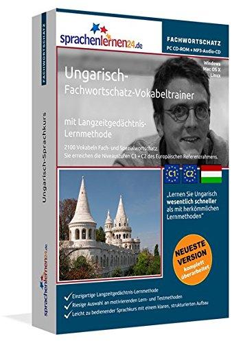 Ungarisch-Fachwortschatz-Vokabeltrainer mit Langzeitgedächtnis-Lernmethode von Sprachenlernen24:...