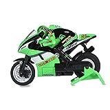 RC Motocicleta de Juguete Motor de Control Remoto RC Off-Road Racing con Cable USB