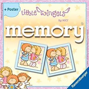 Ravensburger 219568 - Wingels Poca Memoria Importado de Alemania