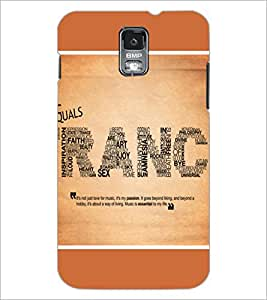 PrintDhaba Typography D-1392 Back Case Cover for SAMSUNG GALAXY S5 (Multi-Coloured)