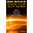 Ben Bova's Grand Tour SciFi Series: Mars, Moonrise, Moonwar, Return to Mars