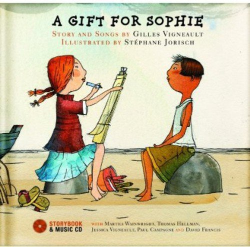 A gift for Sophie - Livre + CD