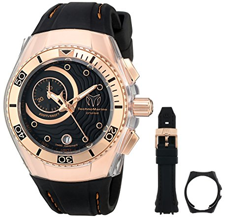 technomarine-technomarine-unisex-114039-cruise-one-analog-display-swiss-quartz-black-watch-114039-mo