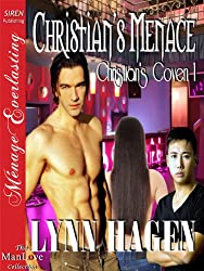 Christian's Menace [Christian's Coven 1] (Siren Publishing Menage Everlasting ManLove)