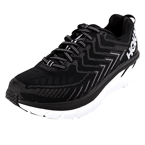 Hoka One One W Clifton 4 Black White