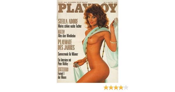 Wildhofer nackt regine Playboy Magazin